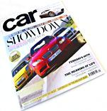 CAR magazine - one of my clients