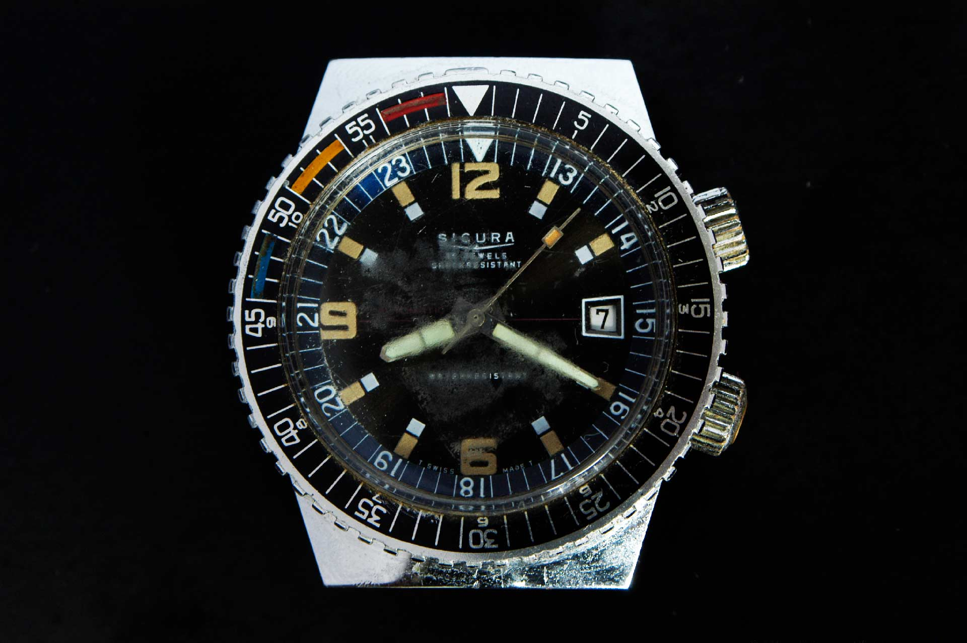 Sicura Divers watch