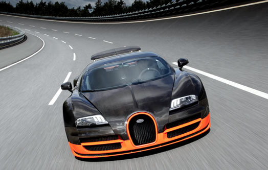2010 bugatti supersport