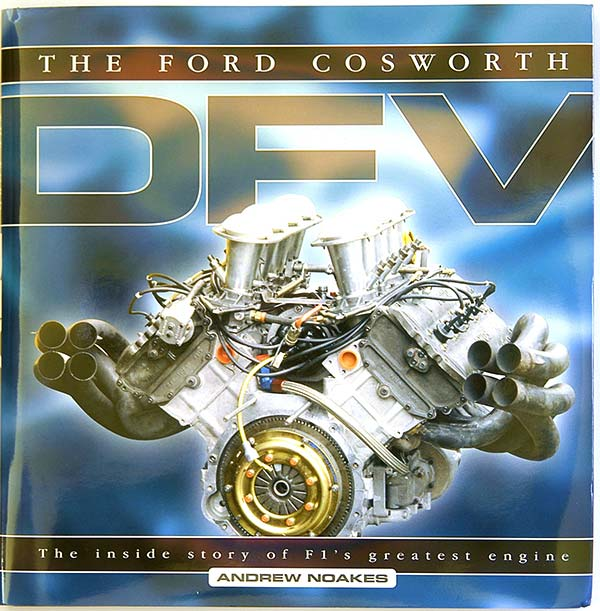 Ford Cosworth DFV book