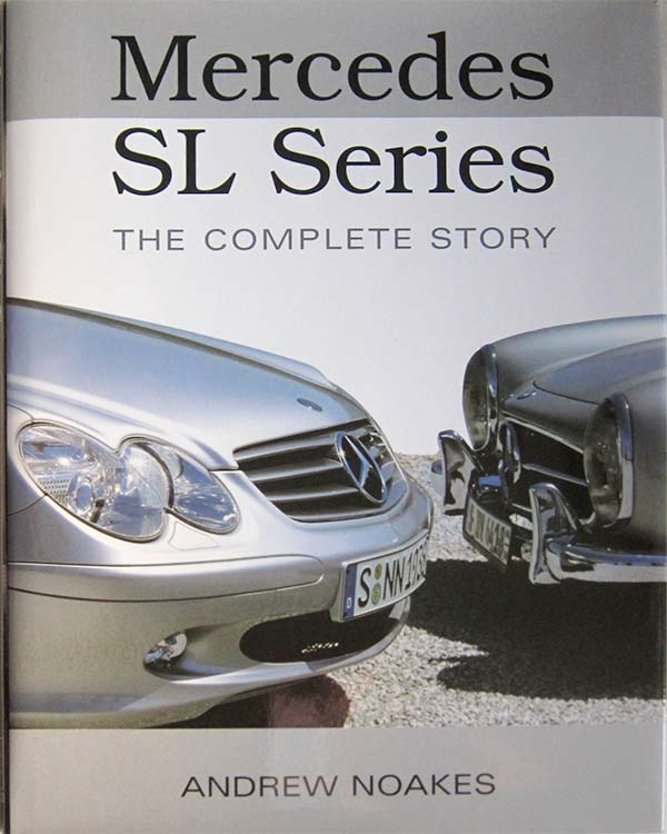 Mercedes SL Series book