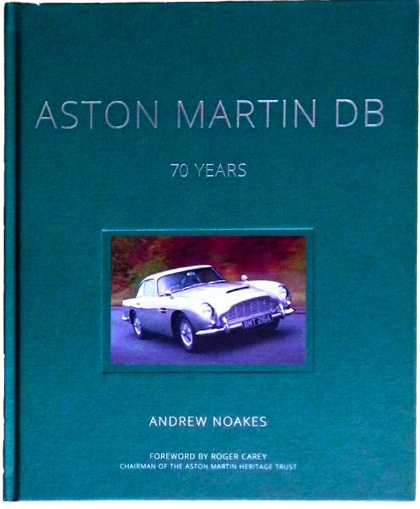 Aston Martin DB 70 Years book