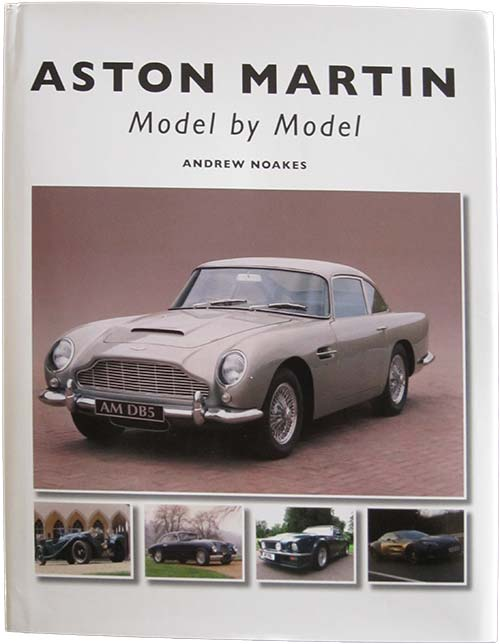 Aston Martin Model by Model book