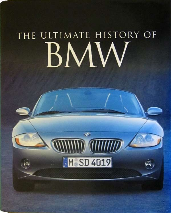 Ultimate History of BMW book