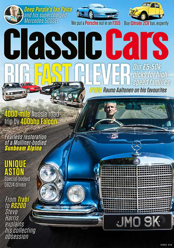 Classic Cars magazine November 2018