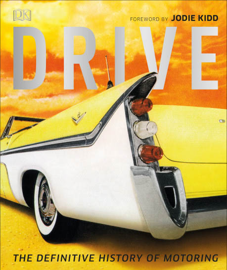 Dorling Kindersley Drive book